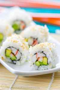 Sushi-Rice-and-California-Rolls-3-1