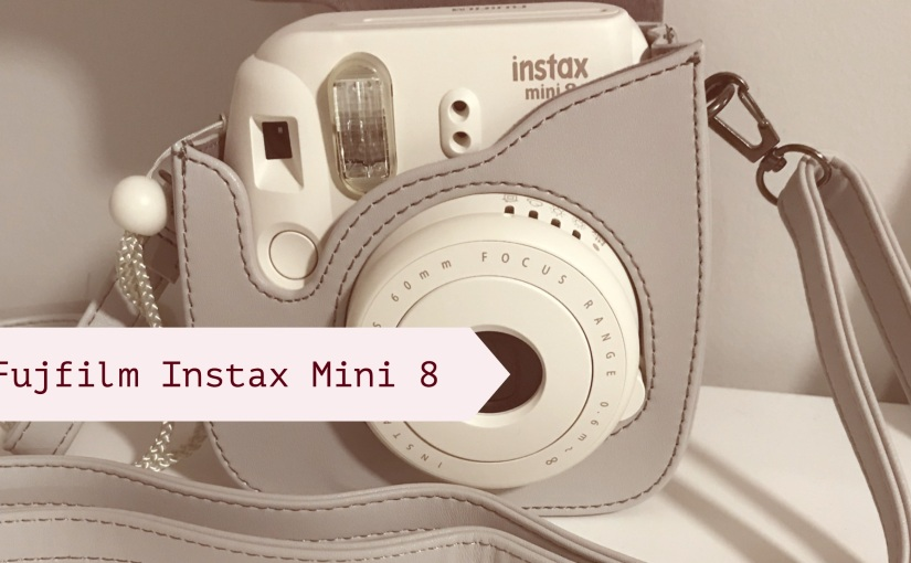 Fujifilm Instax Mini 8 Camera Case + Wallet Album Review✨