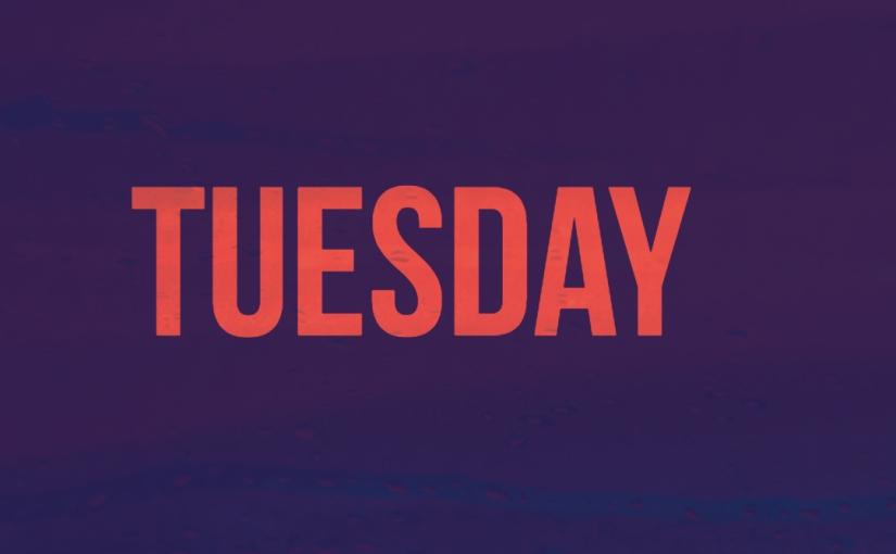 Tuesday April 24, 2018🌿