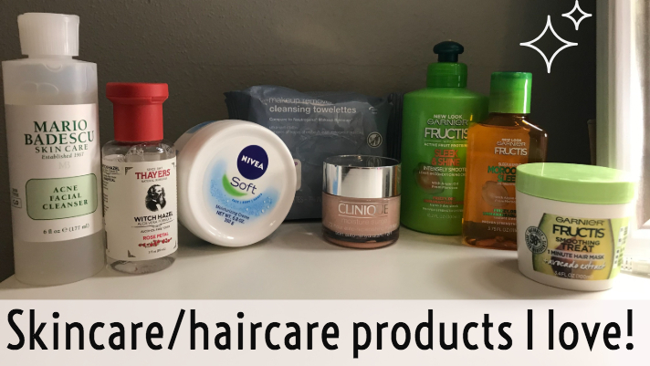 What products I've been loving lately!