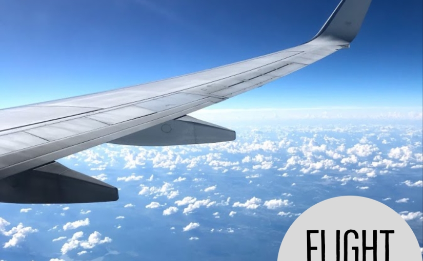 Tips for happier flying and a more enjoyable flight! ✈️