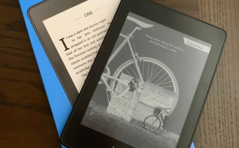 My thoughts on the new Kindle Paper-white!